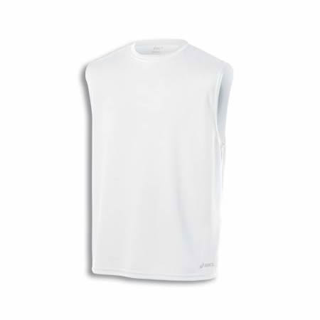 Asics Men's Core Tank (White)