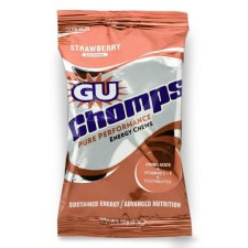 Gu Chomps Strawberry 8 pack