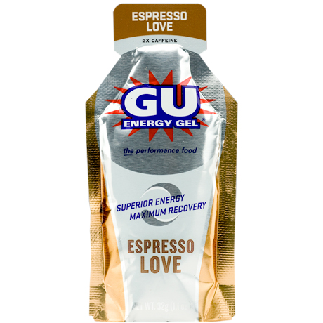 Gu Espresso Love Gel 6 Pack