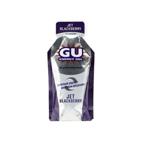Gu Jet Blackberry Gel 6 Pack