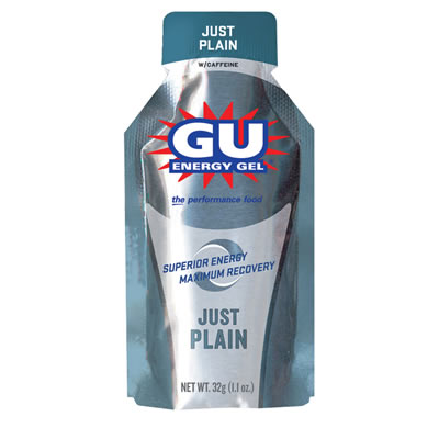 Gu Just Plain Gel 6 Pack
