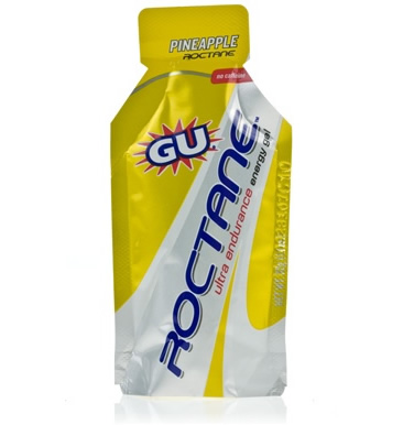 Gu Roctane Pineapple Gel 6 Pack