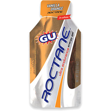 Gu Roctane Vanilla Orange Gel 6 Pack