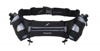 Fitletic Hydration Belt (16oz) - Two 8oz Bottles