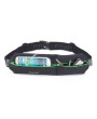 Fitletic Water Resistant Double Pocket Runner Belt2