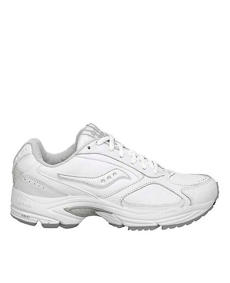 951b4d4a52 Saucony Men's Grid Omni Walker (white)