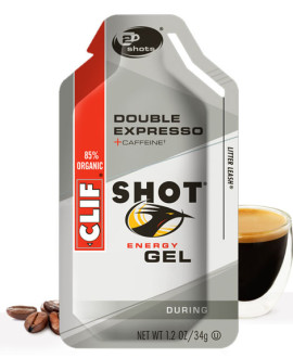clif shot espresso gel