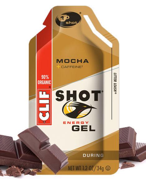 clif shot mocha gel