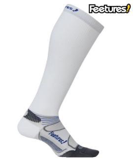 feetures elite compression white