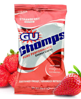 gu chomps strawberry