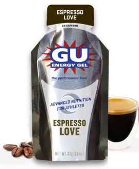 gu espressso love gel